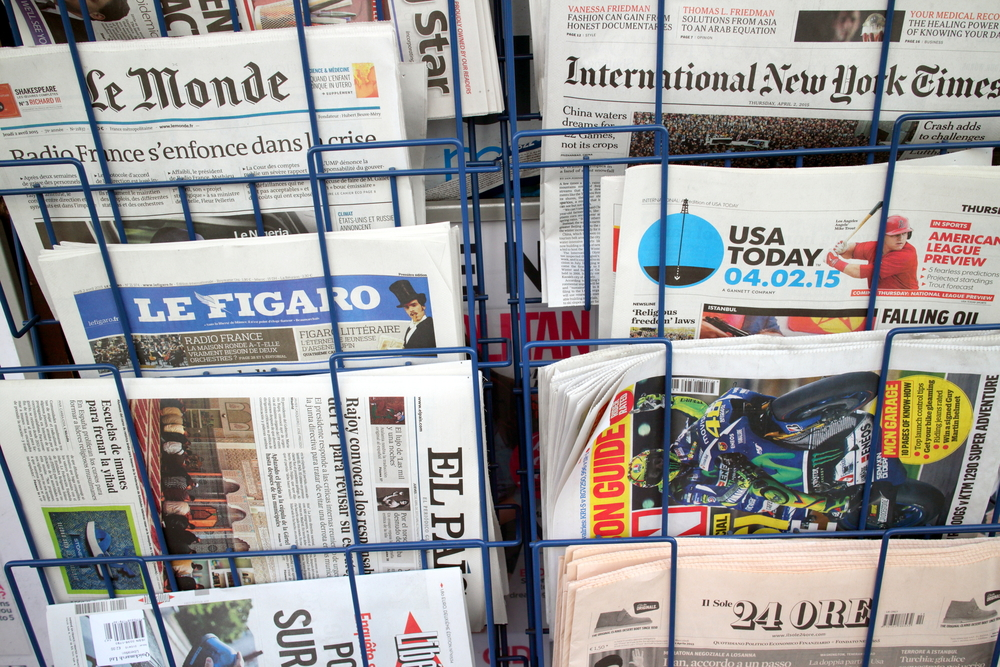 French newspapers are waging a week-long war on ad blockers