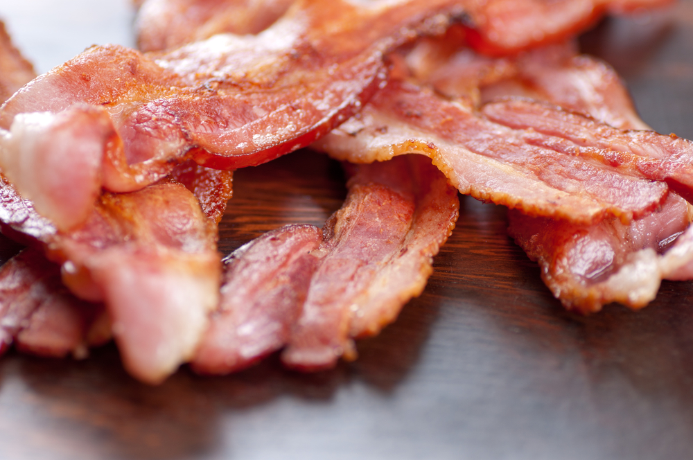 Like bacon? You should get a job at Jive Software