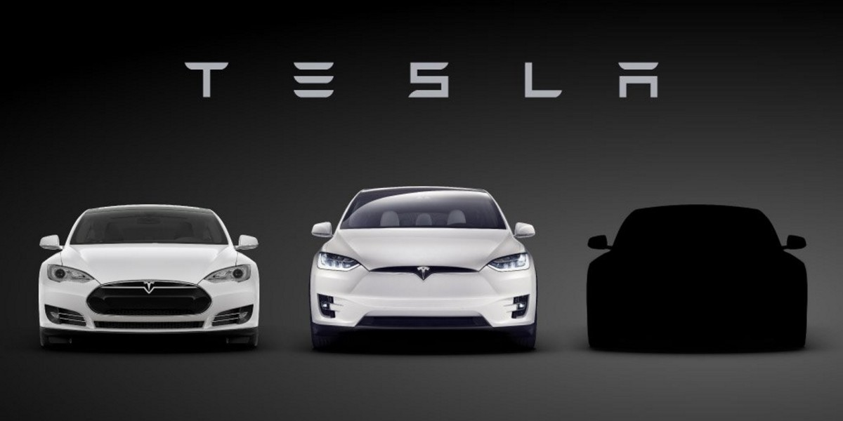 Tesla Motors is now just 'Tesla'