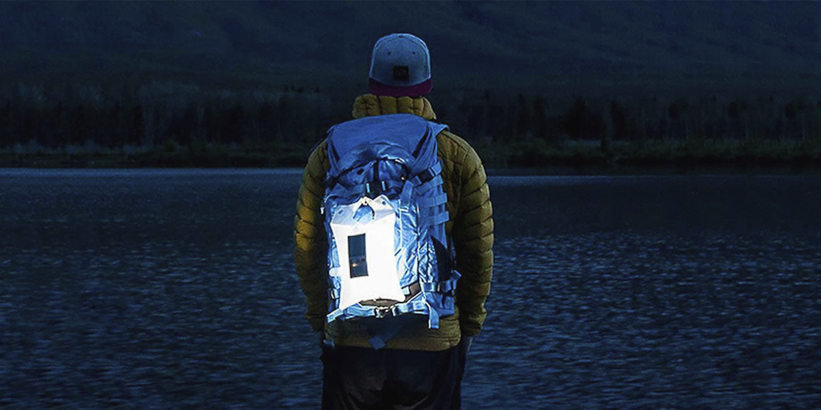 LuminAID PackLite 16 Inflatable Solar Light is everything you need when heading outdoors