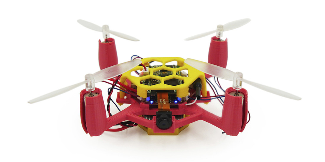 Build your own 3D-printed camera drone with FlexBot's DIY kit (33% off)
