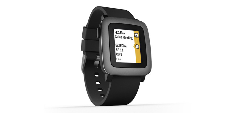 Form, function & flash: The Pebble Time smartwatch is now 20% off at TNW Deals