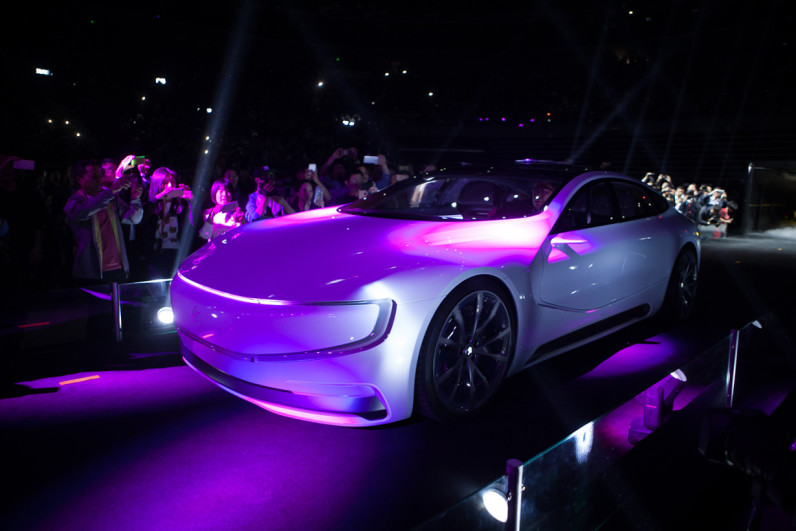 This Chinese company just leap-frogged Tesla in the autonomous electric car race