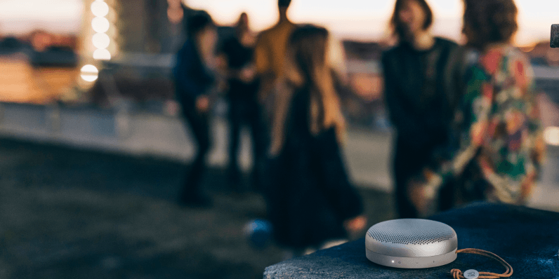 B&O Play's awesome $249 puck-like Bluetooth portable speaker has the power to surprise