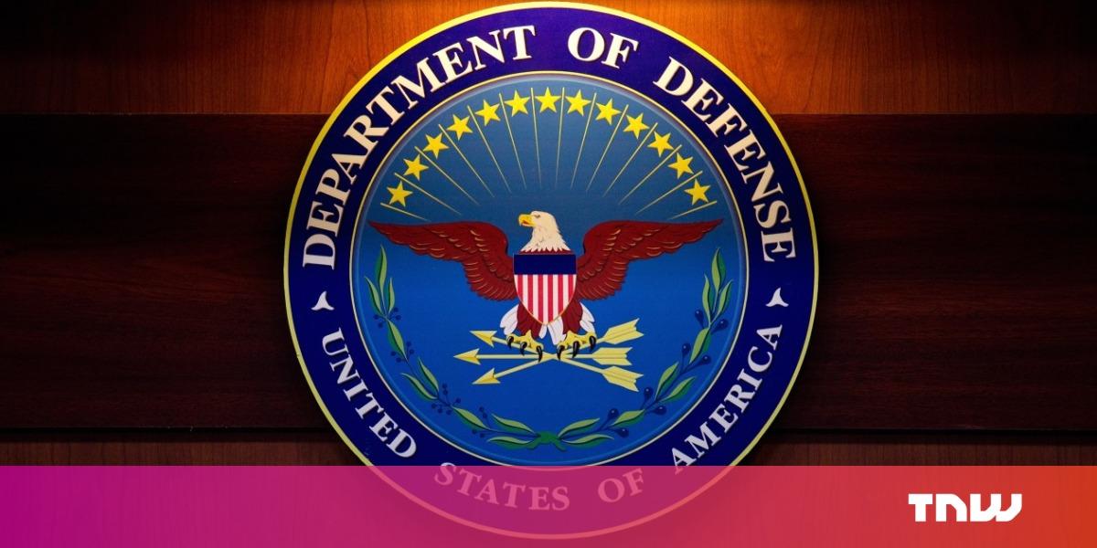 The Pentagon Finally has an AI Strategy