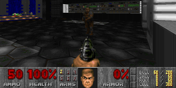 Can you teach a computer to play Doom deathmatches like a human?