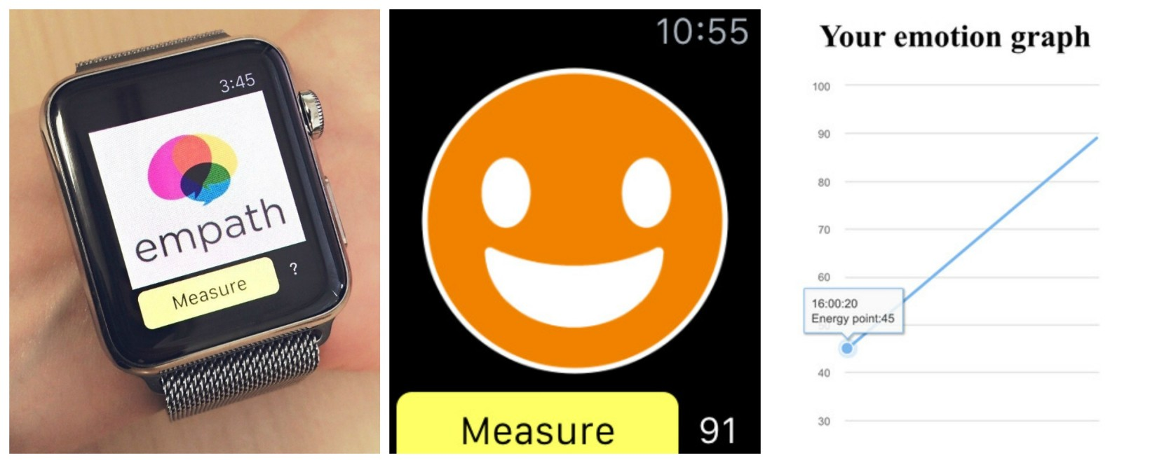 Your Apple Watch can now tell if you're happy or sad