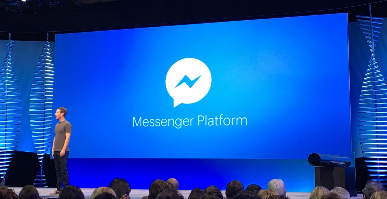Here's how you can try Messenger bots