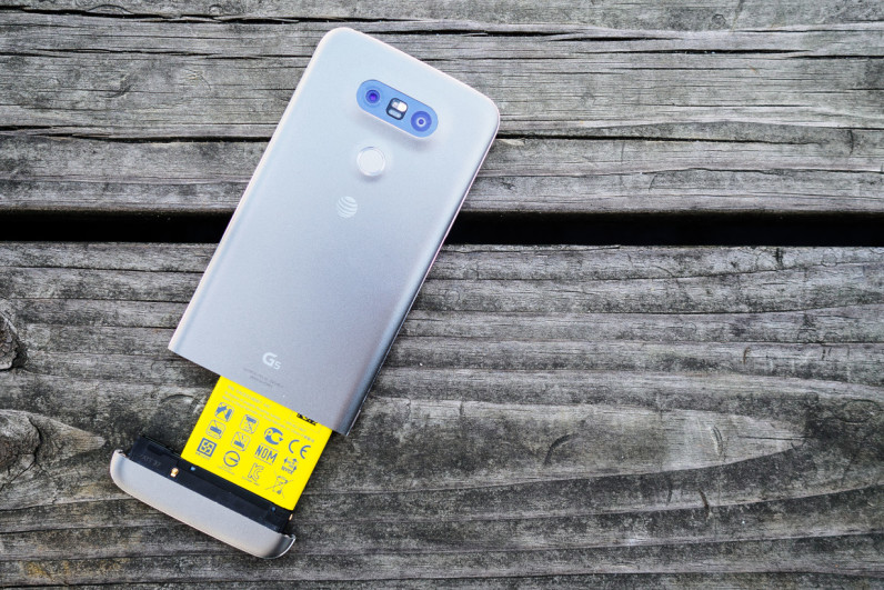 LG G5 Review: When innovation meets lazy design