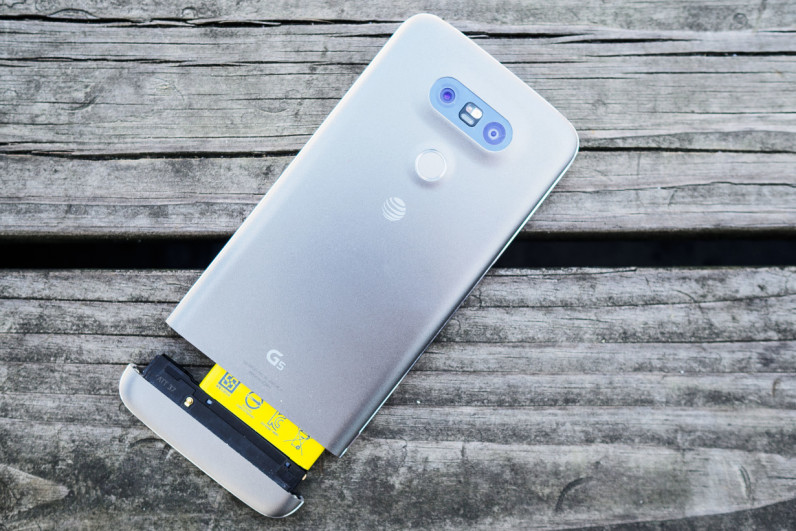 Maybe the LG V20 won't be so modular after all