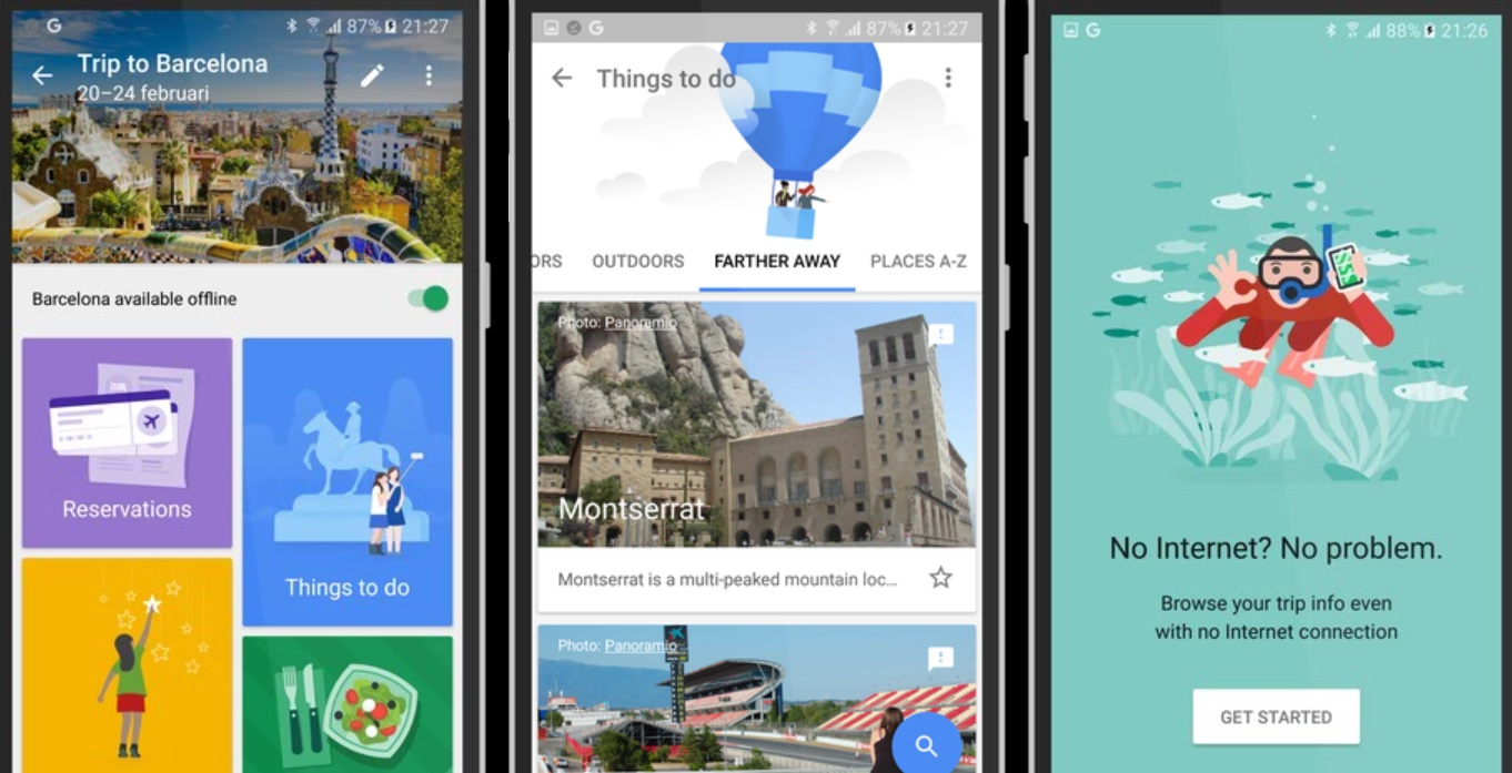 Google may be building an awesome travel app called Trips on map wedding, map travel, map project,