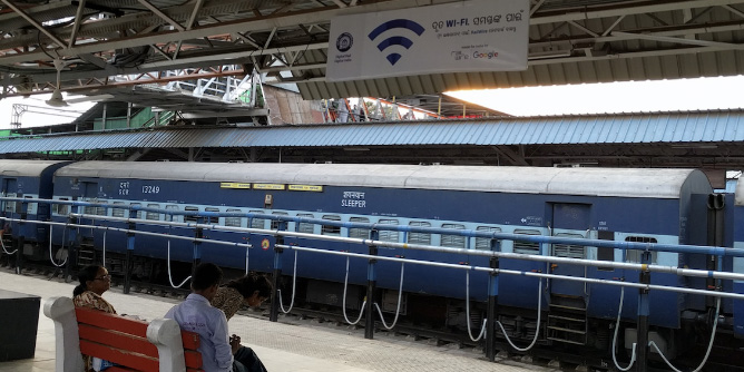 Google brings free Wi-Fi to 9 more railway stations across India