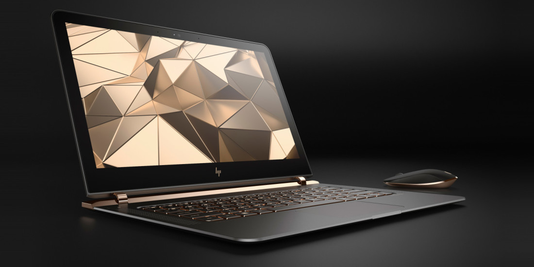 HP takes on the MacBook Air with its ultra-thin Spectre