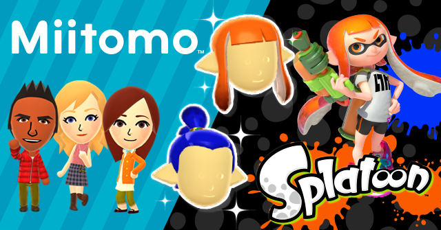 Nintendo's about to drop some Splatoon gear in Miitomo