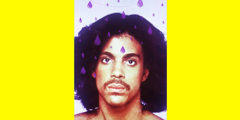 Snapchat mourns Prince with a literal 'Purple Rain' filter