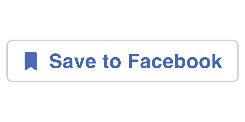 Facebook is making its 'Save' button available to the entire Web