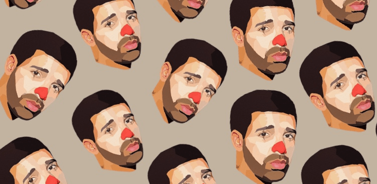 Patternator lets you put Drake's face on your desktop or mobile