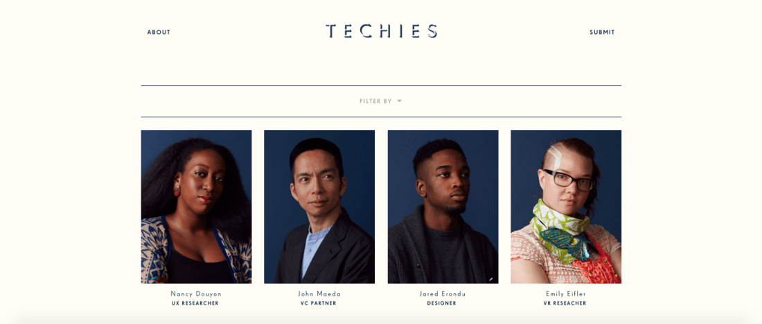 Techies photo project aims to highlight and promote diversity in Silicon Valley