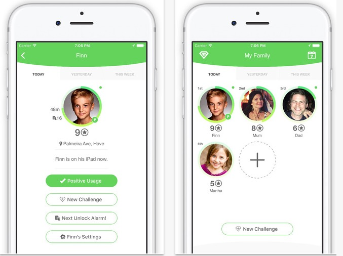 This app ironically wants you to spend less time on your phone and more with your family