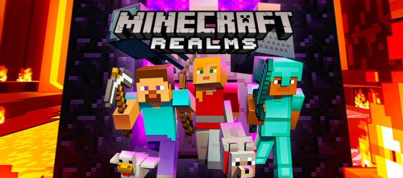 Minecraft is looking for Android users to test multiplayer Realms