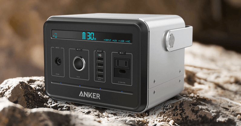 You don't need Anker's new 120,600mAh battery pack/generator, but you'll want it