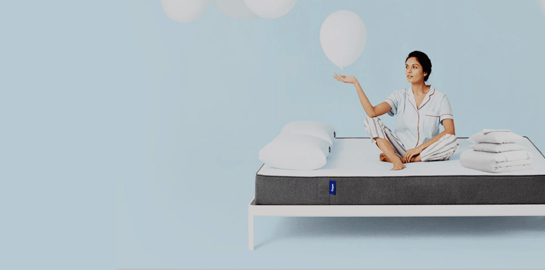 Win a complete premium bed makeover with the Casper Mattress & Parachute Sheets giveaway
