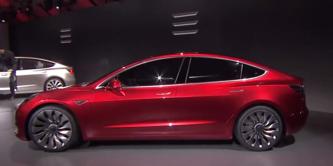 400,000 people have pre-ordered a Tesla Model 3 – and now the wait begins