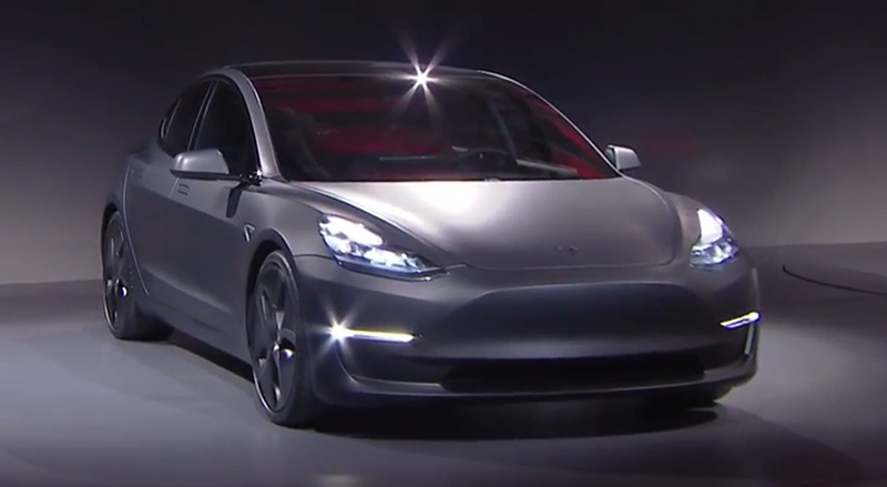 Tesla has already netted $198M in Model 3 pre-orders in under 24 hours