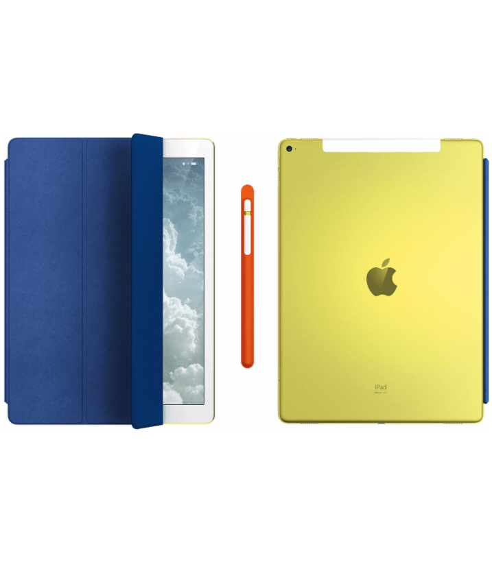 Apple is selling a seriously yellow iPad Pro for around $18,000