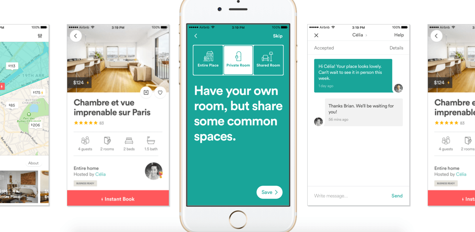 Airbnb's new matching and guidebook tools help travelers