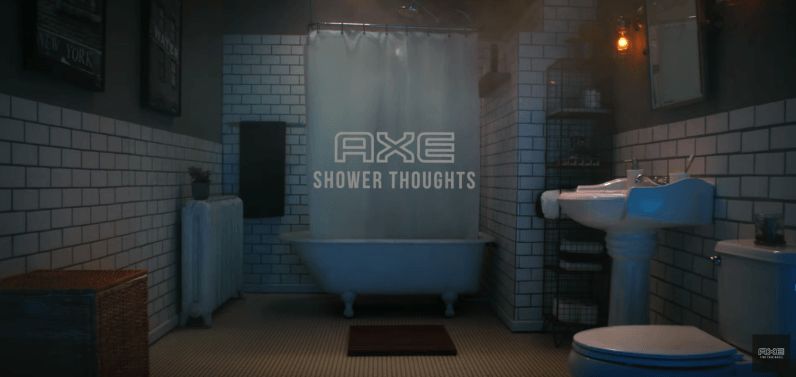 Redditors claim Axe stole 'Shower Thoughts' subreddit content for new ad