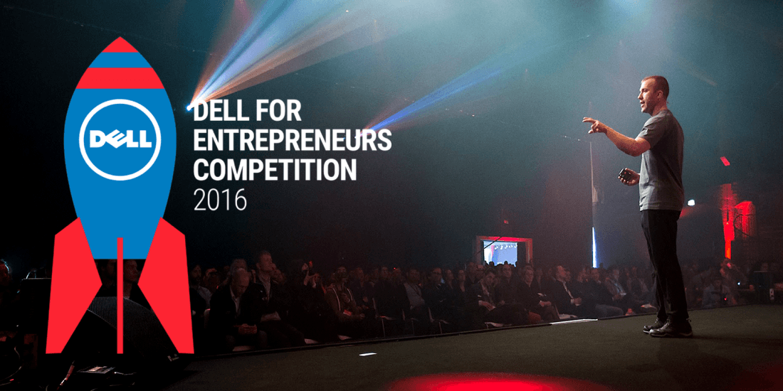 Dell for Entrepreneurs is looking for the best tech startup in the Netherlands