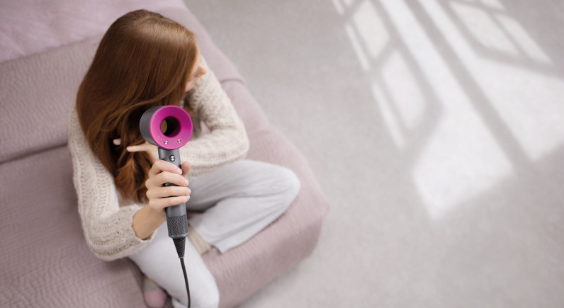Dyson's $400 hair dryer gets you ready to take on Becky with the good hair