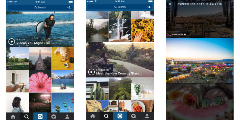 Instagram's new update proves Facebook really is obsessed with video