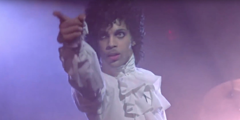 You probably missed Prince's last live performance, but you can stream it [Update: It's gone!] ...