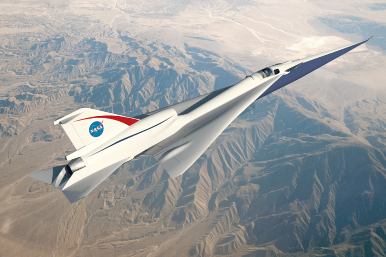 NASA's latest X-Planes could help save the planet