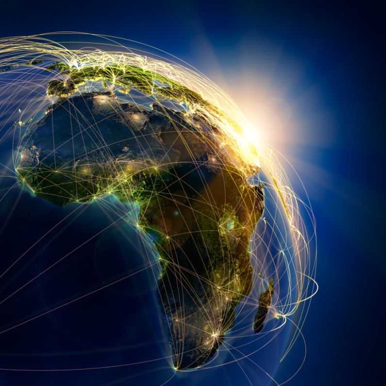 Why US tech giants are betting on Africa