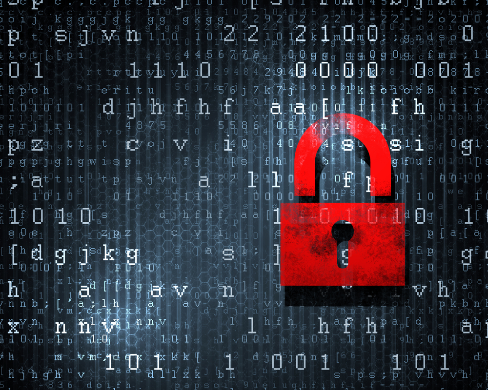 You need to encrypt all your data. This is how it's done