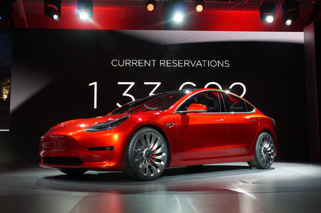 Hold the phone: Tesla hasn't made $7.5 billion in sales – the Model 3 doesn't even exist ...