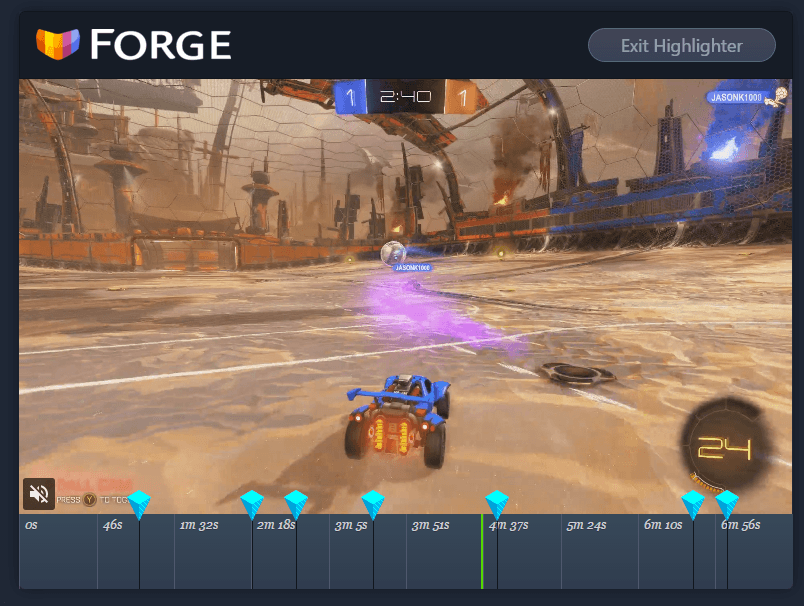 Forge launches an easy and free livestreaming tool for Windows