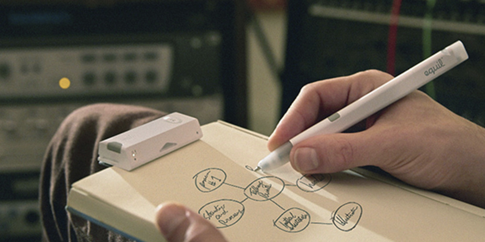 Digitalize your creations with Equil Digital and Ink Smartpen 2