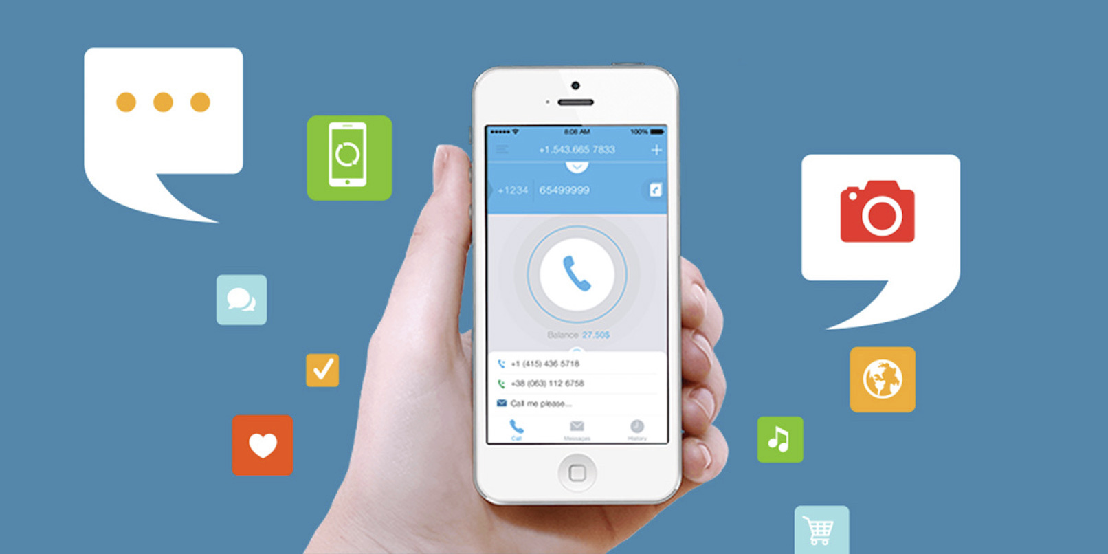 Stay private & contract-free with KeepSolid disposable phone lines (75% off)