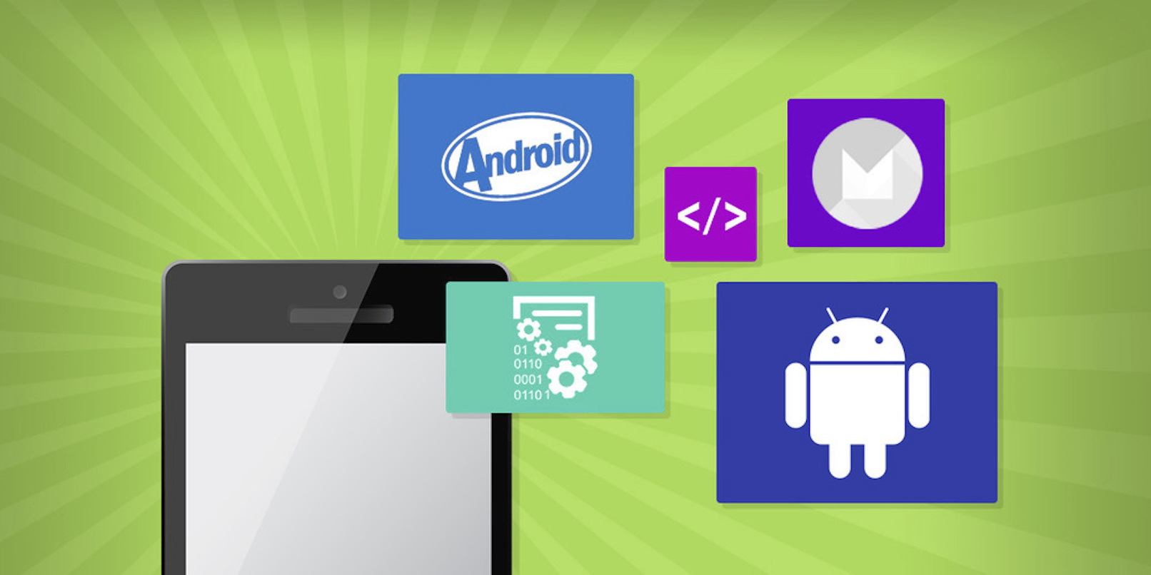 Build your app with the Comprehensive Android Dev Bundle