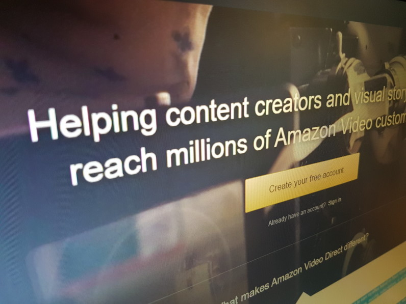 Amazon's opening up its video platform to anyone to try and attract YouTube stars