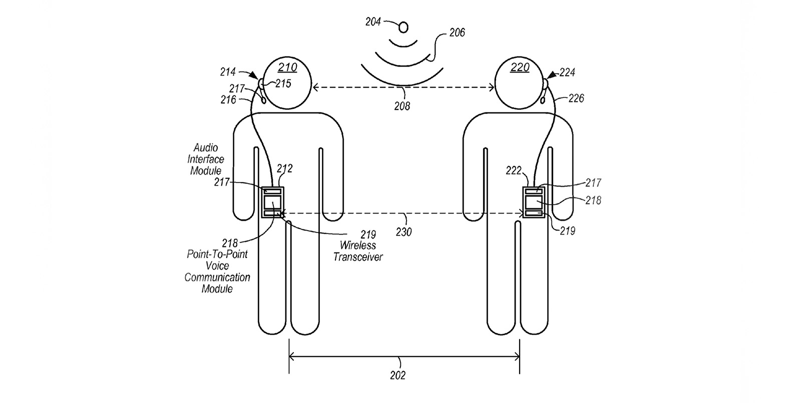 Apple might soon build walkie-talkie headphones for talking to people around you