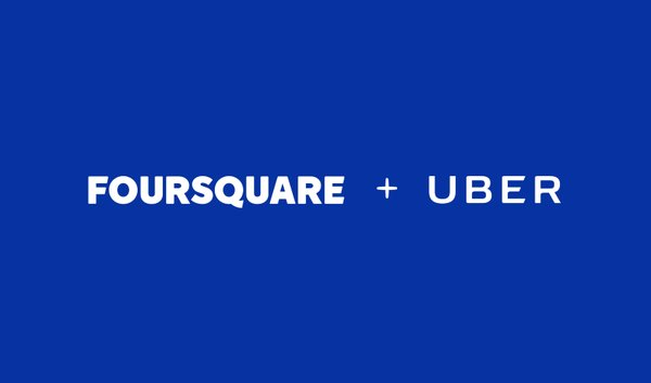 Uber now uses Foursquare data because it doesn't know where you're going