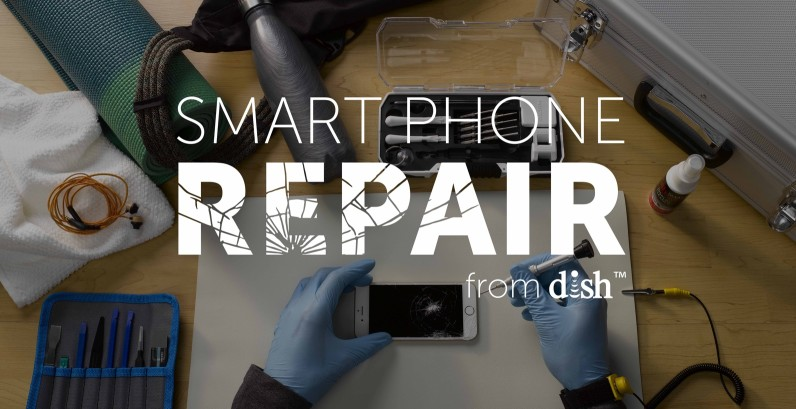 Satellite TV provider DISH is getting into the smartphone repair game, starting with iPhones