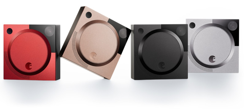 August's Doorbell Cam now works with Nest for whole-home security