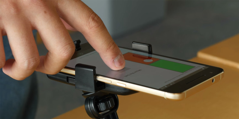 UMich's new tech adds 3D Touch to any phone, no additional hardware required
