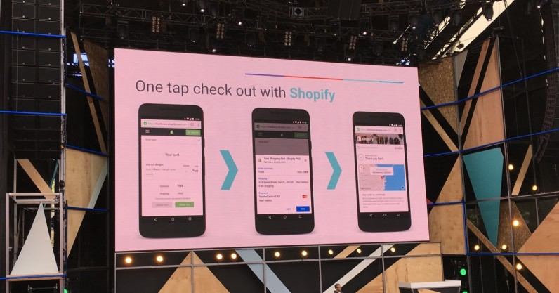 Google's new Mobile Payments API will help bring Android Pay to the mobile Web